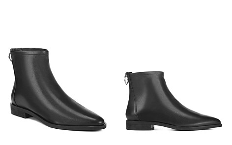Via Spiga Women's Edie Leather Booties - Bloomingdale's_2