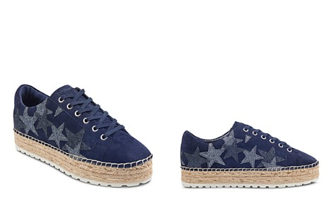 Marc Fisher LTD. Women's Maevel Suede Platform Espadrille Sneakers - Bloomingdale's_2