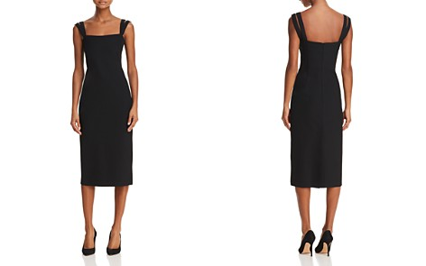 Theory Perfect Midi Sheath Dress - Bloomingdale's_2