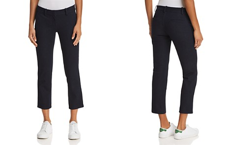 Theory Classic Skinny Denim Pants - Bloomingdale's_2