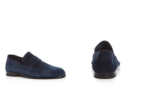 Harrys of London Men's Edward Suede Penny Loafers - Bloomingdale's_2