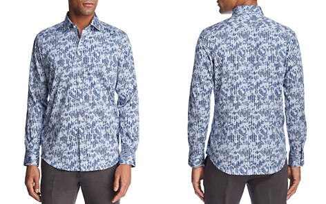 Robert Graham Jennings Patterned Long Sleeve Button-Down Shirt - 100% Exclusive - Bloomingdale's_2