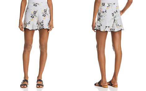 Karina Grimaldi Jonas Floral-Print Shorts - Bloomingdale's_2