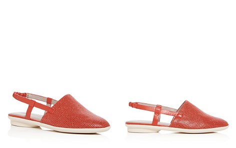 Donald Pliner Women's Maci Perforated Leather Slingback Flats - Bloomingdale's_2