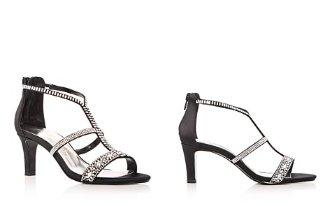Caparros Women's Loretta Embellished Satin High-Heel Sandals - Bloomingdale's_2