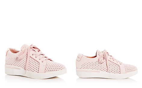 Gentle Souls Women's Haddie Perforated Star Suede Lace Up Sneakers - Bloomingdale's_2