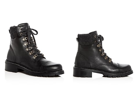 Frye Women's Samantha Hiker Leather Lace Up Booties - Bloomingdale's_2