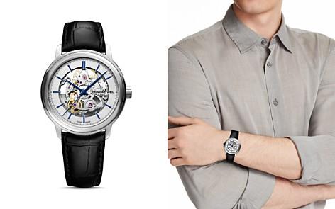 Raymond Weil Maestro Skeleton Watch, 40mm - Bloomingdale's_2