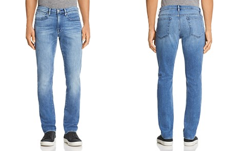 FRAME L'Homme Slim Fit Jeans in Bradbury - Bloomingdale's_2