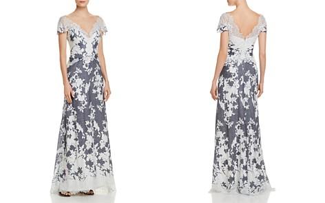 Tadashi Shoji Illusion Lace Gown - Bloomingdale's_2