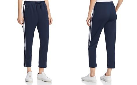 Rebecca Minkoff Jolie Cropped Track Pants - Bloomingdale's_2