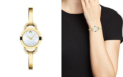 Movado Rondiro Diamond Watch, 22mm - Bloomingdale's_2