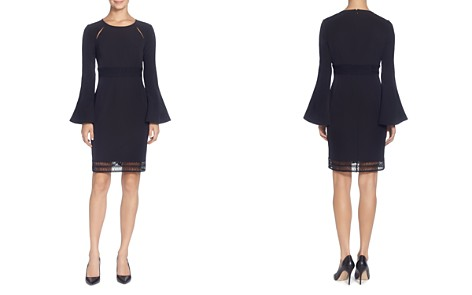 CATHERINE Catherine Malandrino Ursa Open-Stitch Dress - Bloomingdale's_2