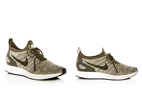 Nike Women's Air Zoom Mariah FK Racer Knit Lace Up Sneakers - Bloomingdale's_2
