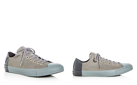 Converse Women's Chuck Taylor All Star Tonal Nubuck Leather Lace Up Sneakers - Bloomingdale's_2