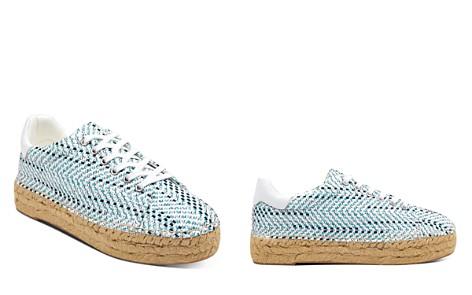 Marc Fisher LTD. Women's Mandi Platform Espadrille Sneakers - Bloomingdale's_2