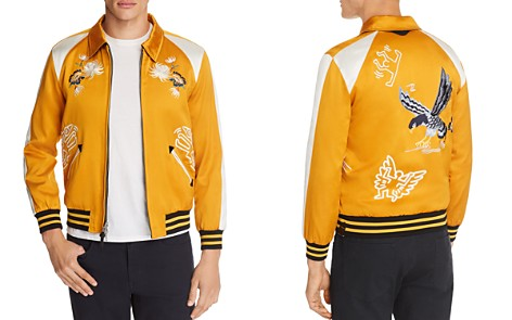 COACH x Keith Haring Souvenir Jacket - Bloomingdale's_2