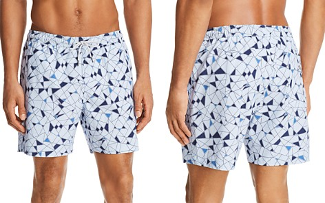 Theory Geoline Swim Trunks - Bloomingdale's_2