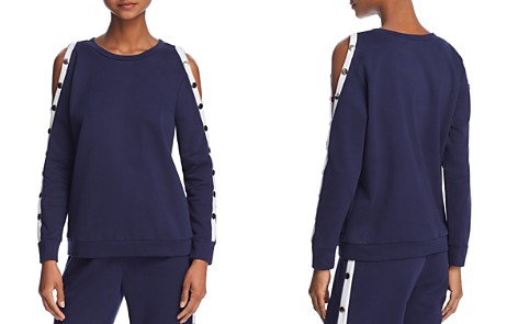 Honey Punch Snap-Sleeve Sweatshirt - Bloomingdale's_2