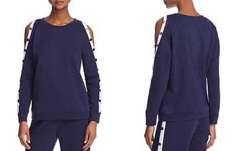 Honey Punch Snap-Sleeve Sweatshirt - Bloomingdale's_2