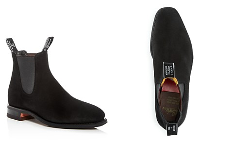 R.M. Williams Men's Suede Chelsea Boots - Bloomingdale's_2