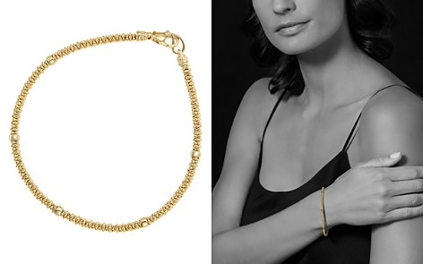 LAGOS Caviar Gold Collection 18K Gold Beaded Rope Bracelet - Bloomingdale's_2