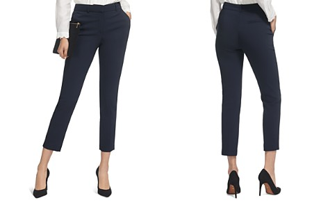 Whistles Sadie Slim-Leg Pants - Bloomingdale's_2