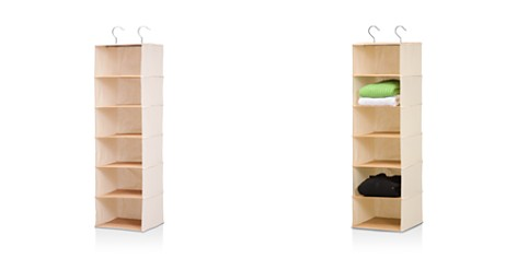 Honey Can Do 6-Shelf Bamboo Sweater Organizer - Bloomingdale's_2