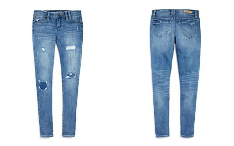 BLANKNYC Girls' Cloud Nine Distressed Girlfriend Jeans - Big Kid - Bloomingdale's_2