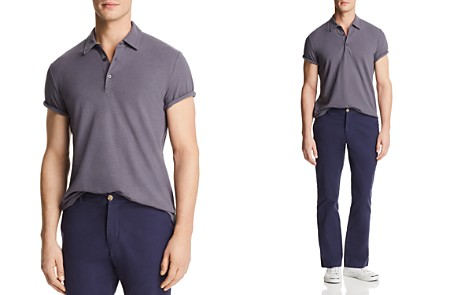 The Men's Store at Bloomingdale's Short Sleeve Polo Shirt – 100% Exclusive_2