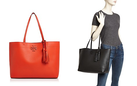 Tory Burch McGraw Medium Leather Tote - Bloomingdale's_2