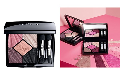 Dior Glow Addict Edition: 5 Couleurs High Fidelity Colors & Effects Eyeshadow Palette - Bloomingdale's_2