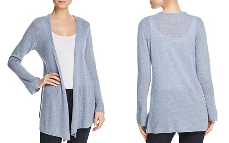 Minnie Rose Cashmere Duster Cardigan - Bloomingdale's_2