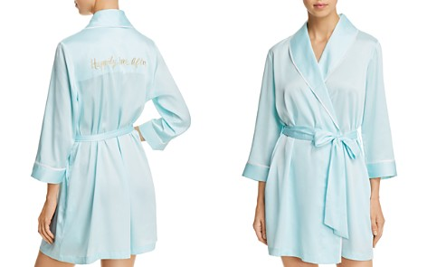 kate spade new york Happily Ever After Robe - Bloomingdale's_2