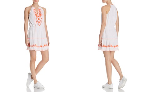 Joie Clemency Embroidered Dress - Bloomingdale's_2