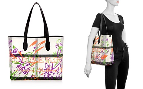 Burberry Doodle Medium Tote - Bloomingdale's_2