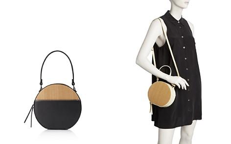 VASIC Circle Leather Shoulder Bag - Bloomingdale's_2