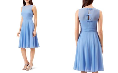 HOBBS LONDON Ashling Pleated A-Line Dress - Bloomingdale's_2