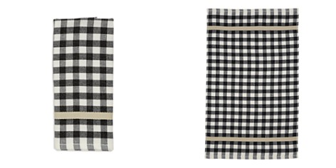 kate spade new york Color Pop Gingham Kitchen Towel - Bloomingdale's_2