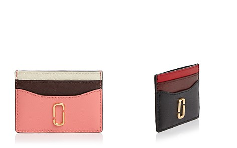 MARC JACOBS Snapshot Leather Card Case - Bloomingdale's_2
