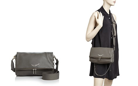 Zadig & Voltaire Rocky Leather Crossbody - Bloomingdale's_2