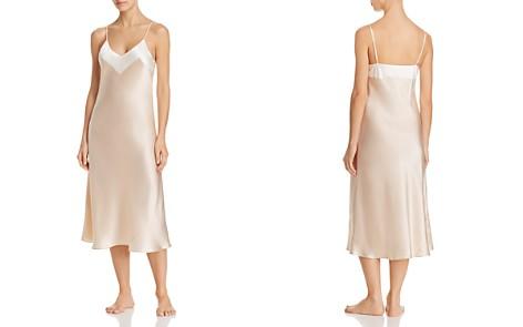 GINIA Silk Gown - Bloomingdale's_2
