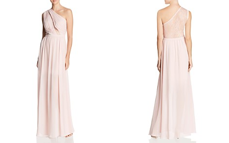 Laundry by Shelli Segal One-Shoulder Gown - 100% Exclusive - Bloomingdale's_2