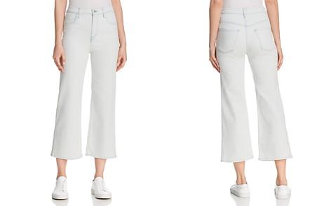 J Brand Joan High Rise Crop Jeans in Powdered - Bloomingdale's_2