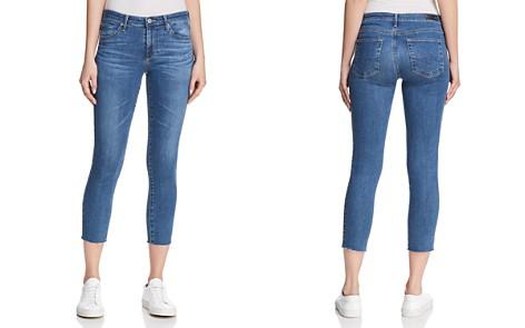 AG Prima Crop Jeans in Indigo Viking - Bloomingdale's_2