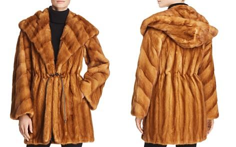 Maximilian Furs Mink Fur Anorak - Bloomingdale's_2