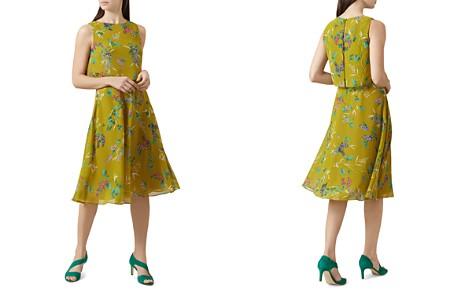 HOBBS LONDON Ember Floral Print Popover Dress - Bloomingdale's_2