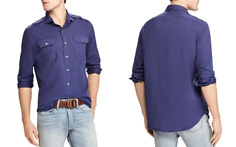 Polo Ralph Lauren Surplus Twill Classic Fit Sport Shirt - Bloomingdale's_2