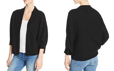 C by Bloomingdale's Lightweight Cashmere Cocoon Cardigan - 100% Exclusive _2
