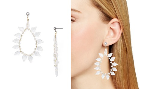 AQUA Spiked Drop Earrings - 100% Exclusive - Bloomingdale's_2